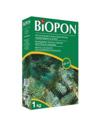 BIOPON Granulirano gnojivo protiv smeđenja iglica (1 kg)