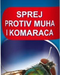 BROS Sprej protiv letećih insekata (250mL)