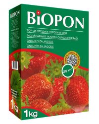 BIOPON Granulirano gnojivo za jagode (1 kg)