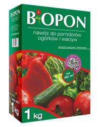 BIOPON Granulirano gnojivo za povrće (1 kg)