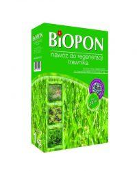 BIOPON Granulirano gnojivo za regeneraciju travnjaka (1 kg)