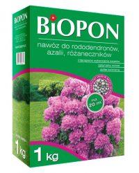 BIOPON Granulirano gnojivo za rododendrone i azaleje (1 kg)